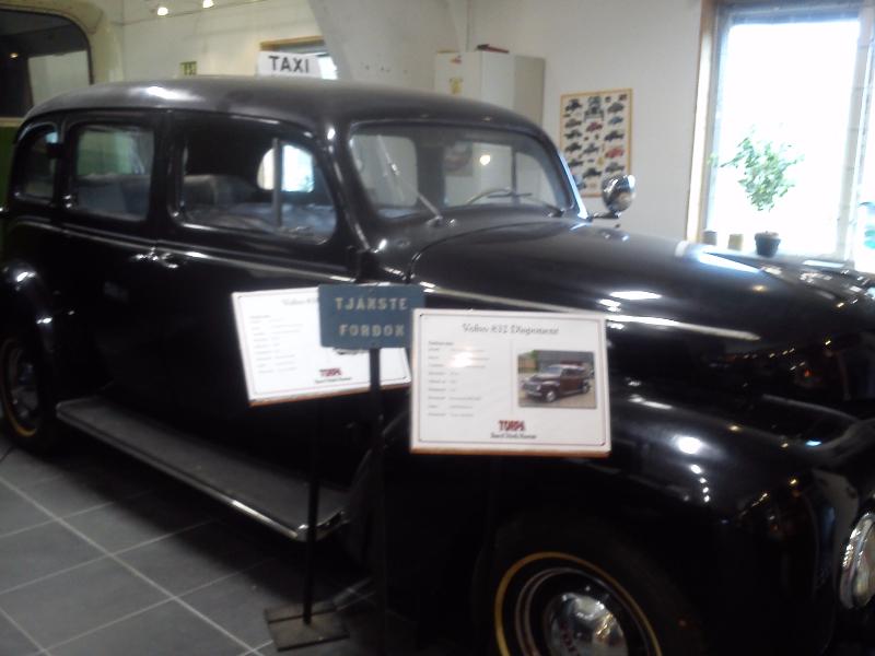 Torpa: Volvo PV 832