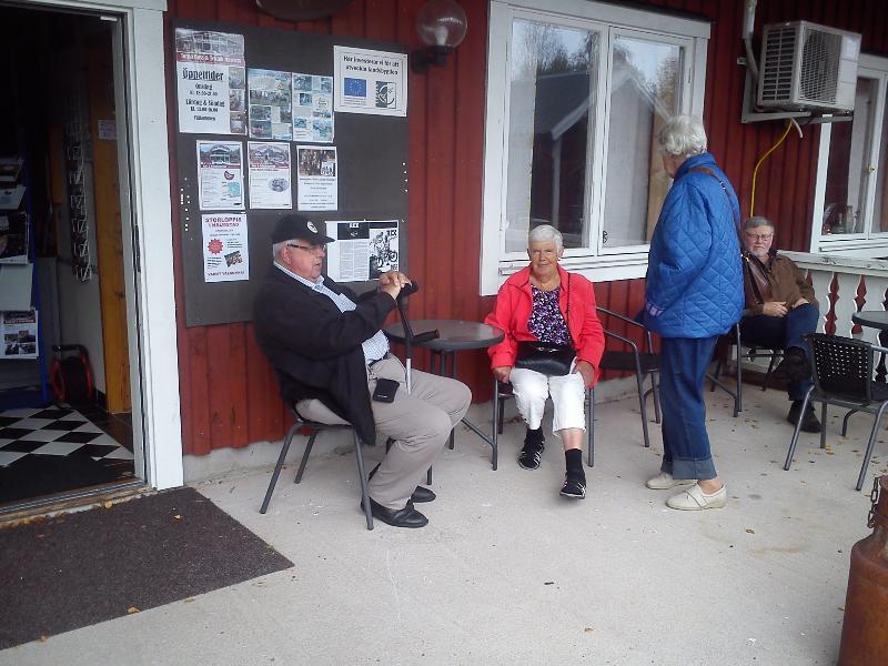 Torpa: En paus utanför museet